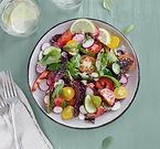 verse voorjaars salades