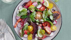 酵素を摂るためのサラダは身体にいいの?