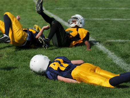 The Importance of Recovery for Youth Athletes