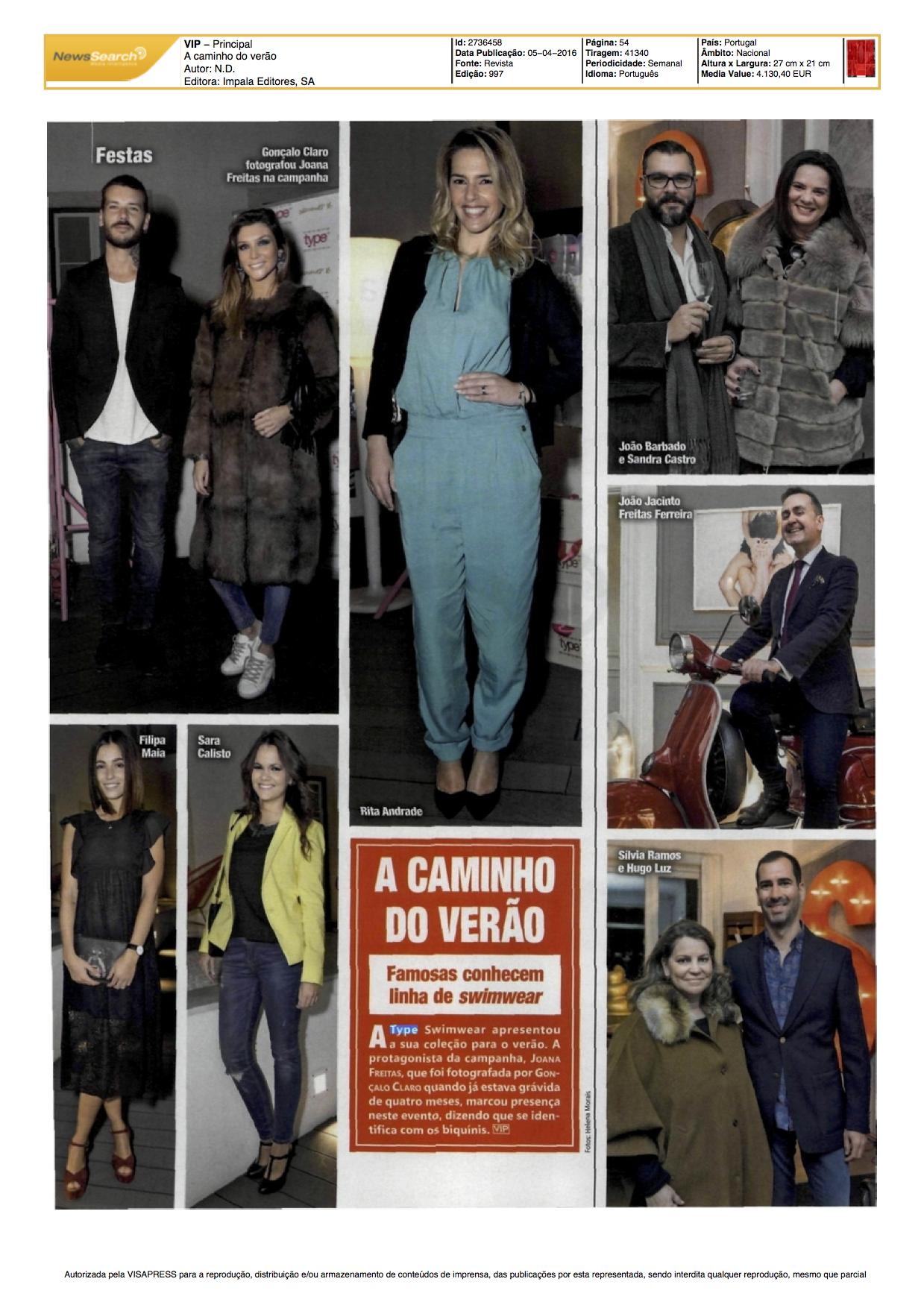 Revista VIP