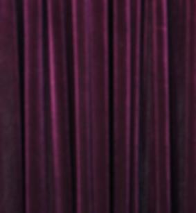 Purple Velvet Drape