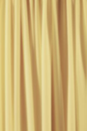 Pale Yellow Sheer Drape