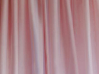 Blush Pink Sheer Drape