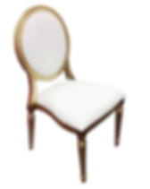 Gold Louis Dining Chair