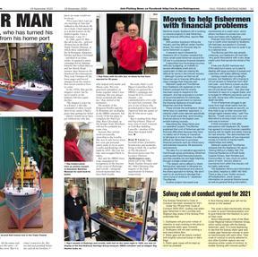 A Model Trawler Man