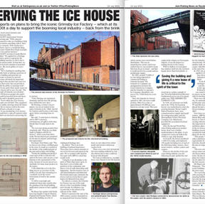 Preserving the Ice House
