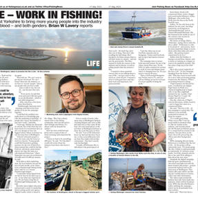 Get a Life - Work in Fishing!