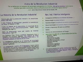 CUARTA (4ª) ERA DE LA REVOLUCIÓN INDUSTRIAL