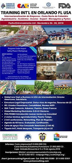 US Trainig Agroindustry  Funcionarios -E