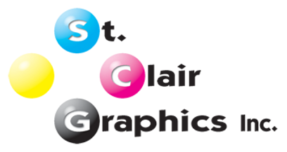 St. Clair Graphics logo