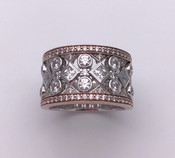 """Alyssa"" Diamond Dress Ring"