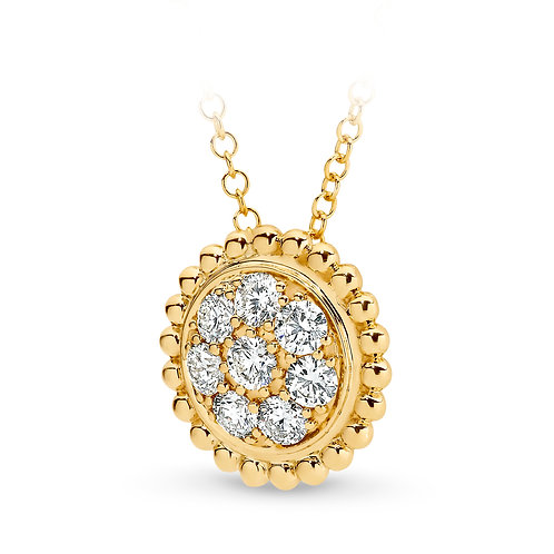 """Adora"" Diamond Pendant"