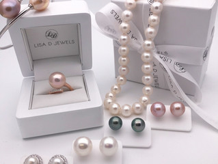 """Pearls are the new """"Black"""""""