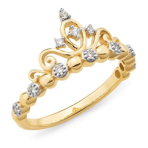 """Queen1"" Diamond Ring"