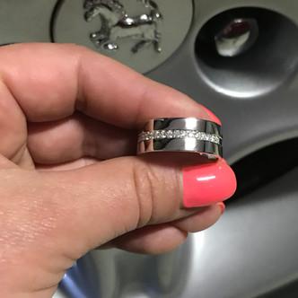 """Torero"" Gents Diamond Ring"