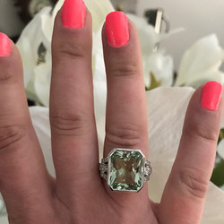 Custom Gold Ring Adelaide