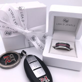 """""""Monaco"""" Gents Supercar Inspired Ring"""