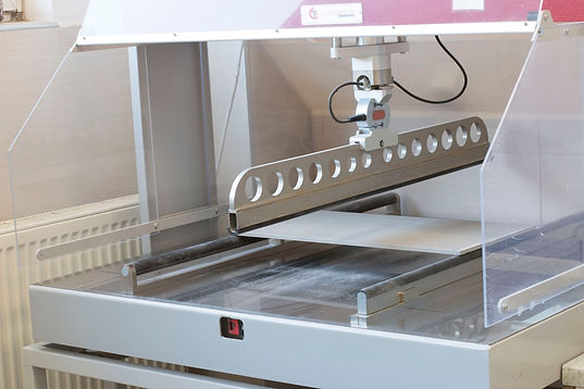Tiles Bending Resistance and Breaking Strength Test Machine