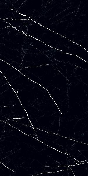 Monolith Black Pulpis Large Format Tile