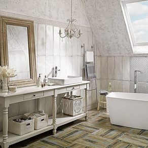 Mirror, mirror, on the wall… – 10 original ideas for arranging a mirror in the bathroom