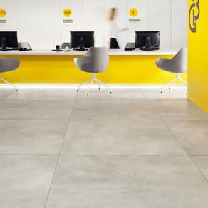 MONOLITH - Large Format Tiles in Public Spaces