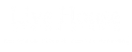 Live House Design Studio Logo