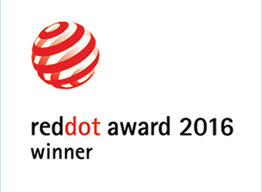 Red Dot Design Awards for Paradyz Trakt