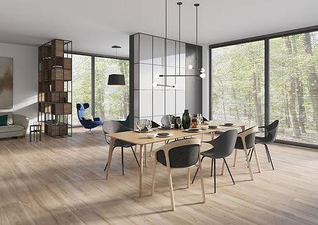 Acero Wood Look Tiles