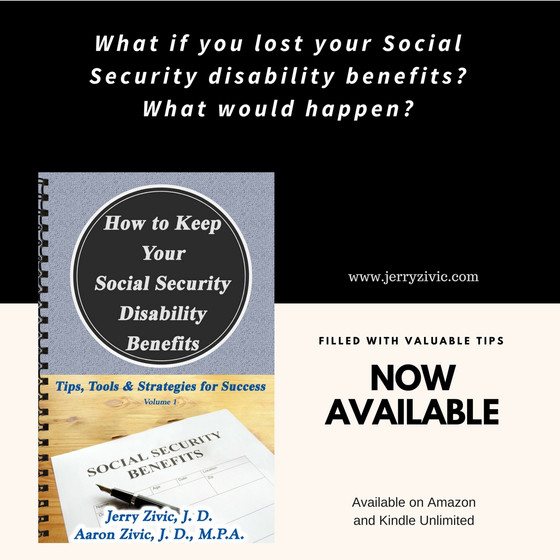 Social Security Continuing Disability Reviews CDRs