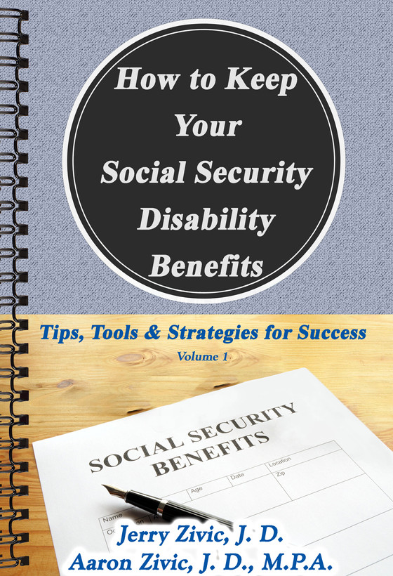 Be Prepared For A Social Security Continuing Disability Review (CDR) Tip