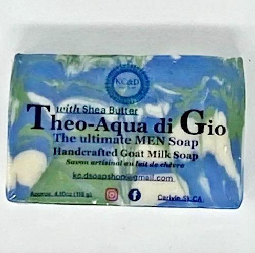 THEO-AQUA DI GIO SOAP by KC&D Soap Shop