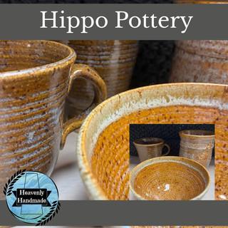HIPPO POTTERY