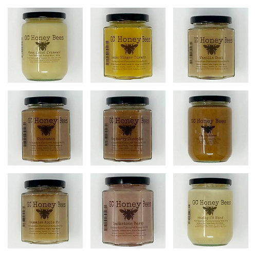 HONEY (VARIOUS) by GC Honey Bees