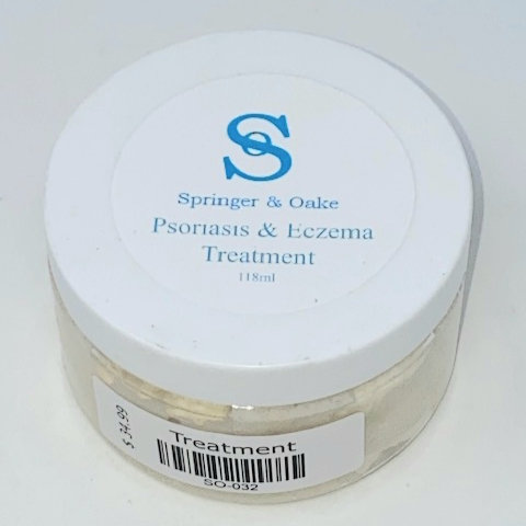 PSORIASIS & ECZEMA TREATMENT by Springer & Oake