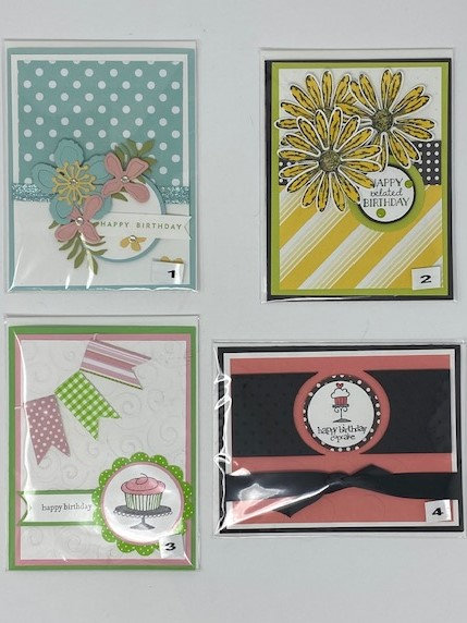 HER BIRTHDAY CARDS by Cards By Cindy