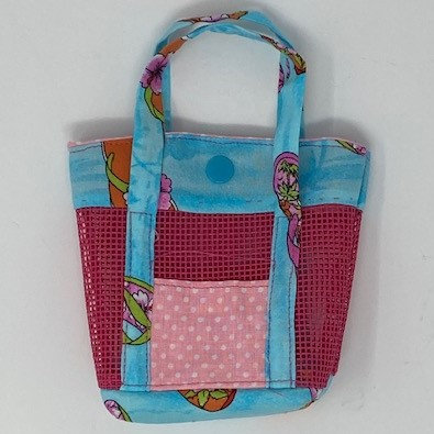 DOLL SIZE SWIM BAGS by Small Wonders