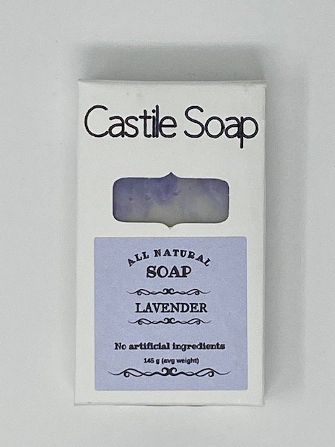 CASTILE SOAPS by LouLou's Kitchen