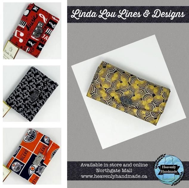 LINDA LOU LINES & DESIGNS