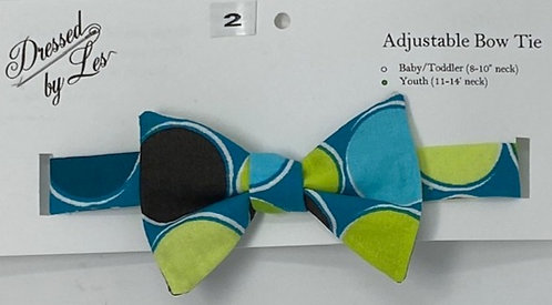 BOWTIES (BABY/TODDLER) by Dressed by Les