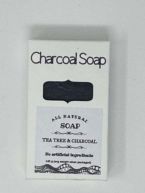 CHARCOAL SOAP by LouLou's Kitchen