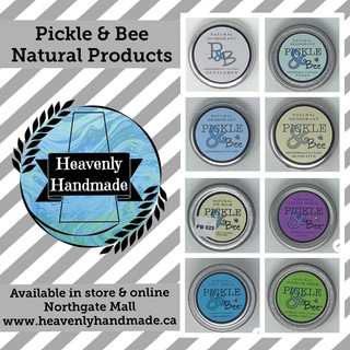 PICKLE & BEE NATURAL PRODUCTS