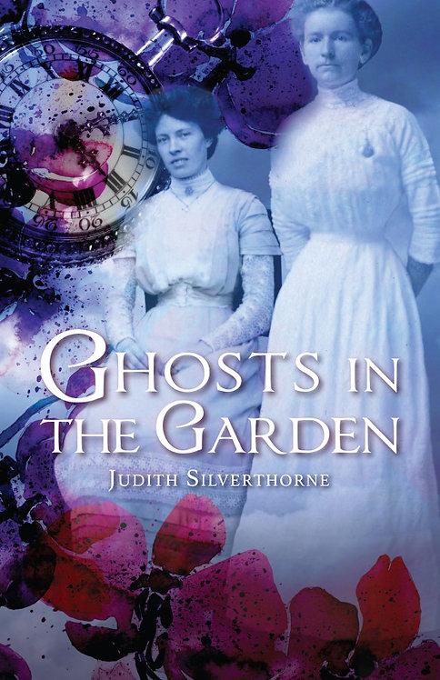 GHOSTS IN THE GARDEN by Judith Silverthorne