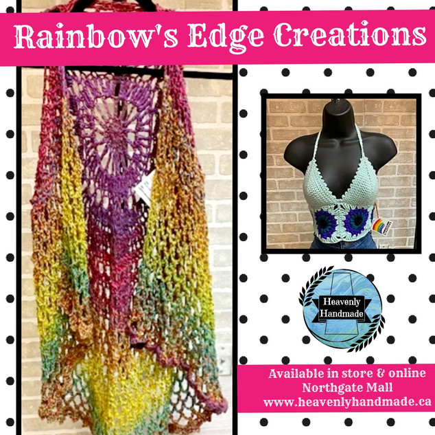 RAINBOWS EDGE CREATIONS