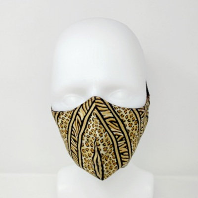 MASK (LEOPARD) by Small Wonders