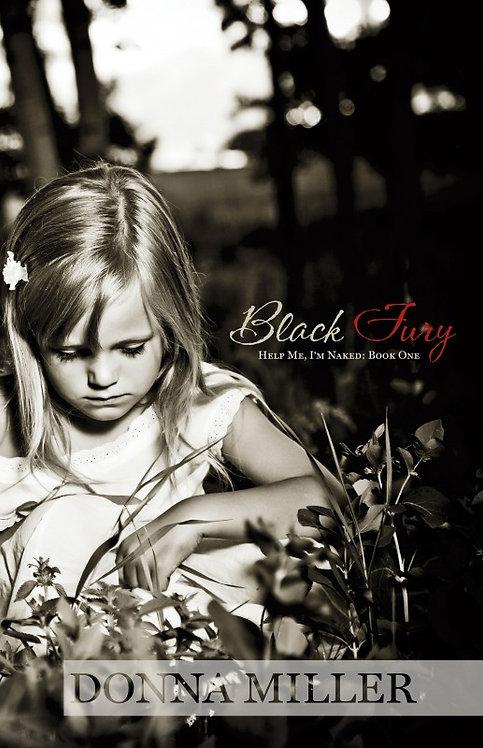 BLACK FURY by Donna Miller