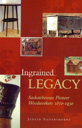 INGRAINED LEGACY by Judith Silverthorne