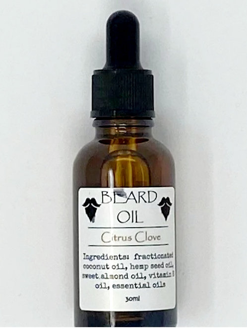 BEARD OILS by LouLou's Kitchen