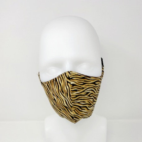 MASK (STRIPES) by Small Wonders
