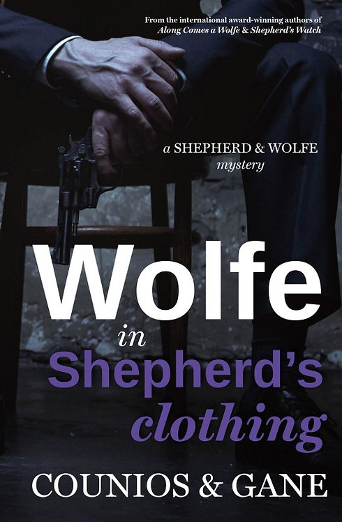 WOLFE IN SHEPHERD'S CLOTHING by Angie Counios & David Gane