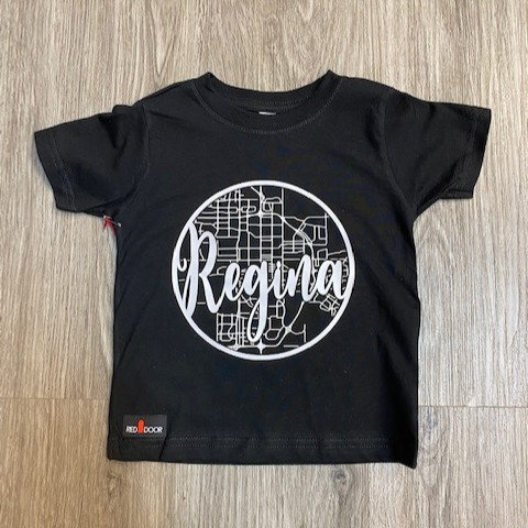 TODDLER REGINA T-SHIRT by Red Door Craftworks